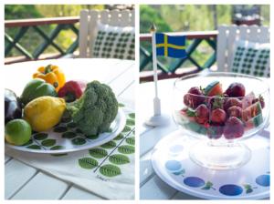 Berså, Prunus, Stig Lindberg